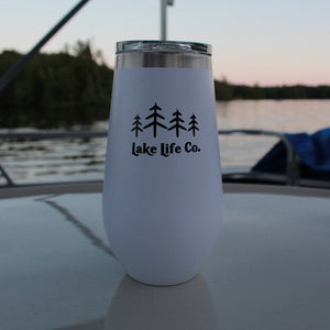 17oz Lake Life Co. Tumbler