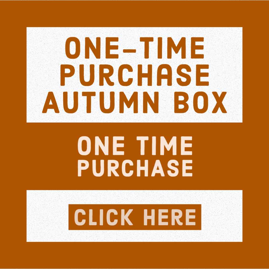 One-Time Purchase Autumn Box