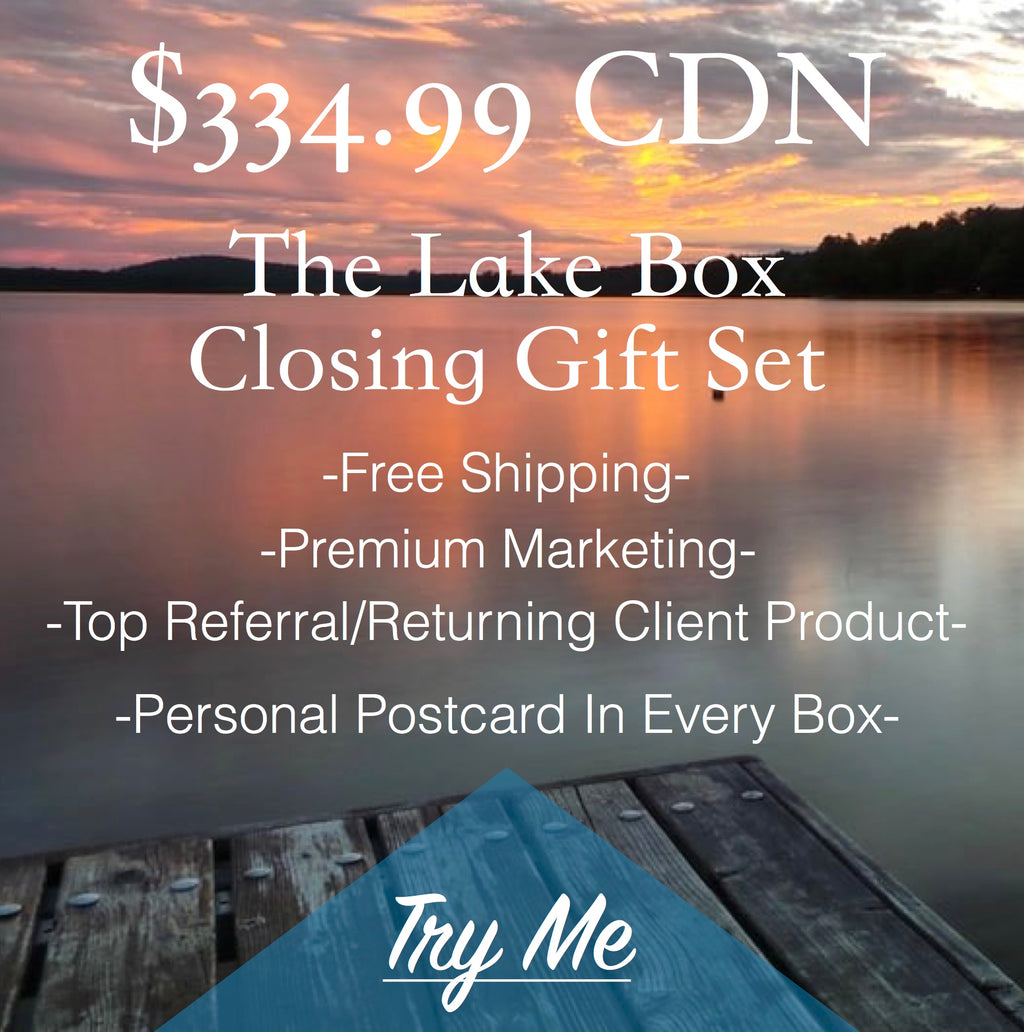 The Lake Box Closing Gift Set (Recommended)