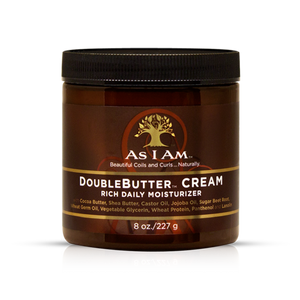 As I Am Classic Range Doublebutter Cream