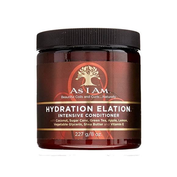 As I Am Classic Range Hydration Elation Intensive Conditioner
