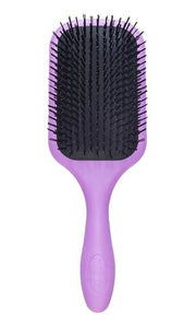 Denman Tangle Tamer Ultra Paddle Brush – Purple
