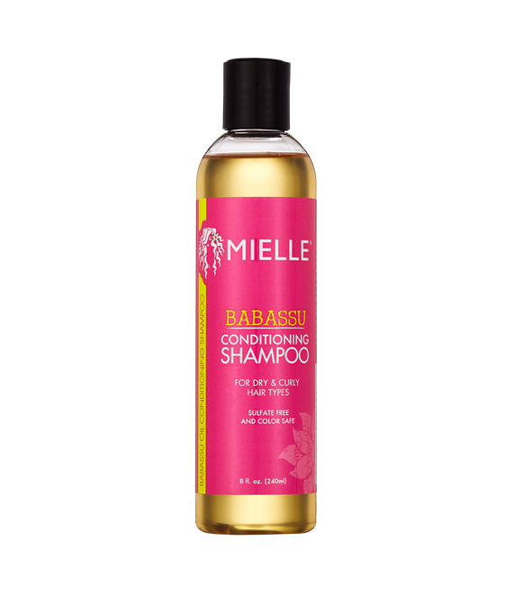 Mielle Babassu Conditioning Sulfate-Free Shampoo