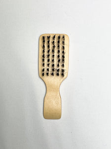 Mini Wooden Hair Brush