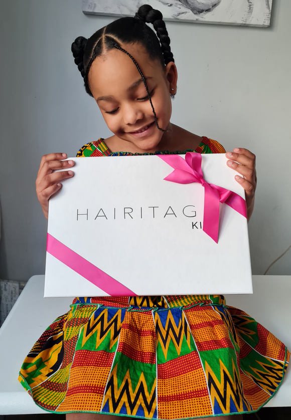 Easter Haircare Kids Box