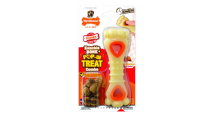 Nylabone Dura Chew Knuckle Bone (STUFFABLE)