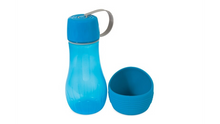Load image into Gallery viewer, Replendish To Go water bottle and bowl - Blue 830ml