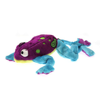 GoDog Amphibianz Tree Frog w/Chew Guard