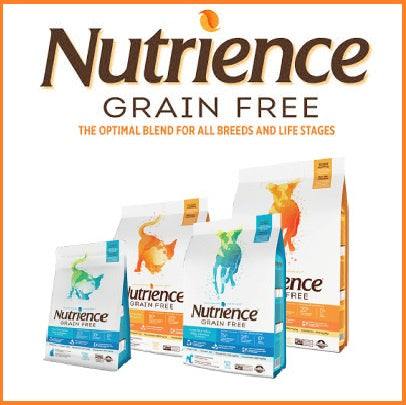Nutrience - Grain Free