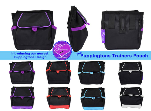 Puppingtons Trainers Pouch **NEW**