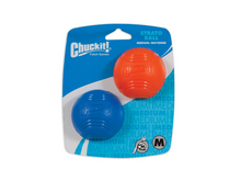 Load image into Gallery viewer, ChuckIt Strato Hi-Bounce Ball (2 pack)