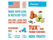 Load image into Gallery viewer, WESTPAW TUX Treat & Puzzle Toy