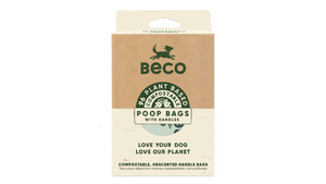 Beco Poo Bags - compostable with handle