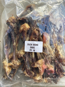 Duck Bone 300gm