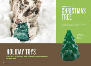Planet Dog Orbee-Tuff Christmas Tree