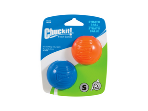 ChuckIt Strato Hi-Bounce Ball (2 pack)