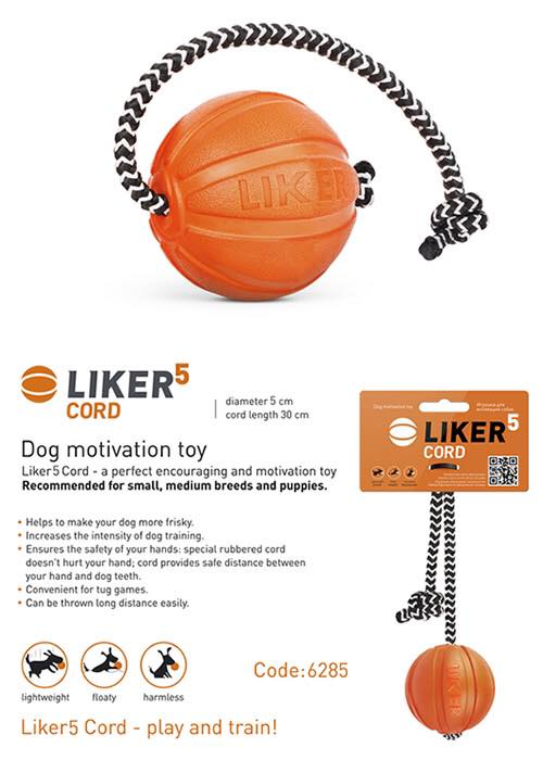 LIKER Ball with Cord