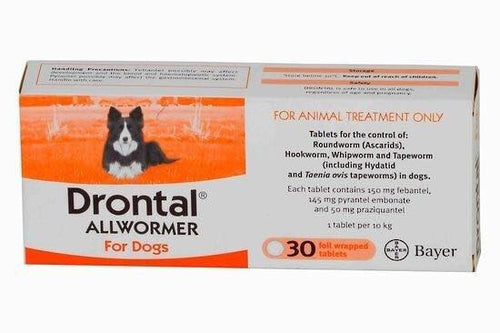 Drontal All Wormer for Dogs
