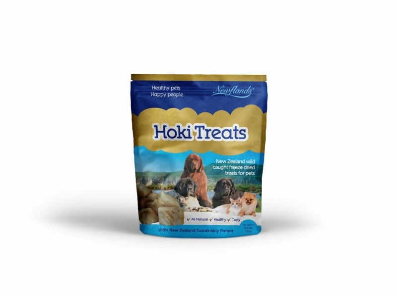 Newflands Hoki Treats 15gm
