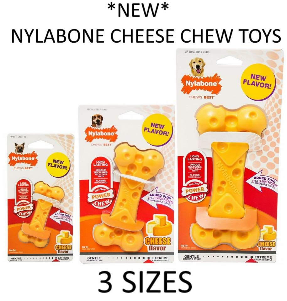 Nylabone Durachew Cheese Bone