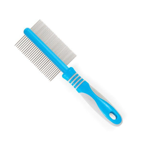 Ancol Ergo Double Sided Dog Comb