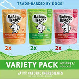Barking Heads Pouch Variety Packs - Underdog Pets