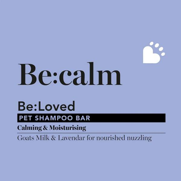 Be:Calm - Lavender Calming & Conditioning Pet Shampoo Bar - Underdog Pets