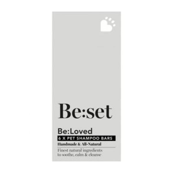 Be:Set - Dog Shampoo Bar Stack - Underdog Pets
