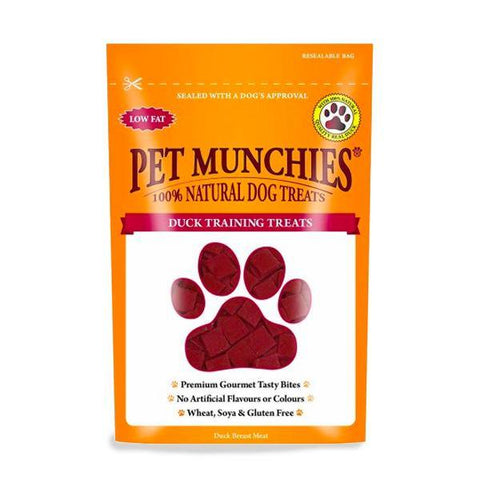 Pet Munchies Duck Training Treats - Underdog Pets