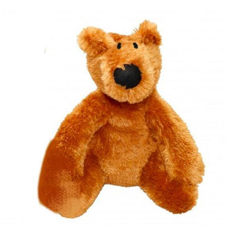 Fluffy Bear Dog Toy - Underdog Pets
