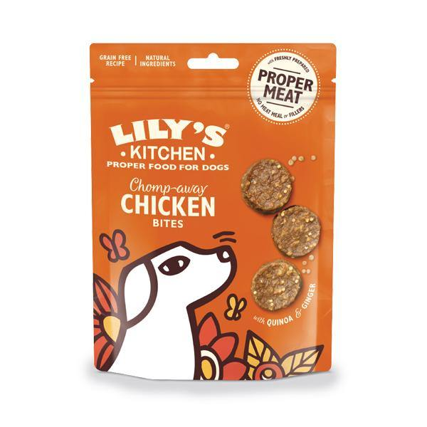 Lily's Kitchen Dog Chicken Bites - Underdog Pets