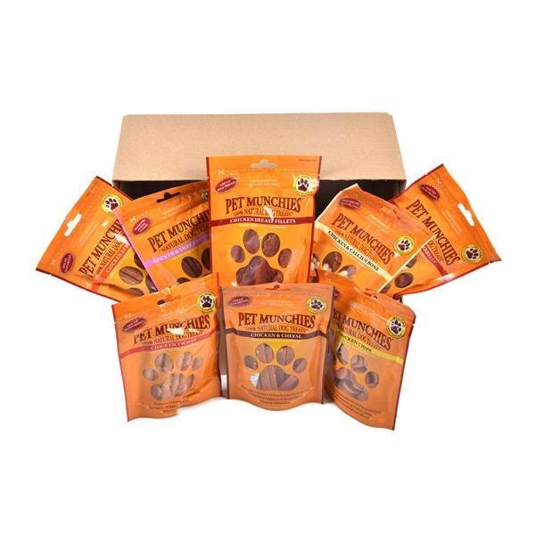 Pet Munchies Gift Box for Dogs - Underdog Pets