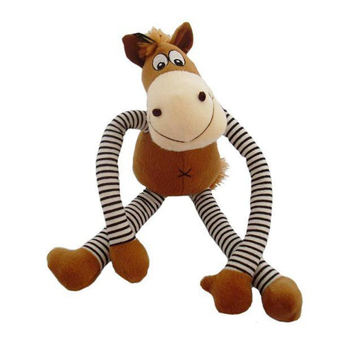 Pull My Leg Horse Dog Toy
