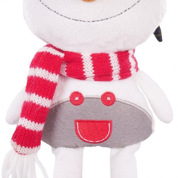 Rosewood Jolly Snowman Dog Toy