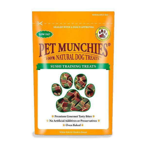 Pet Munchies Sushi Training Treats - Underdog Pets