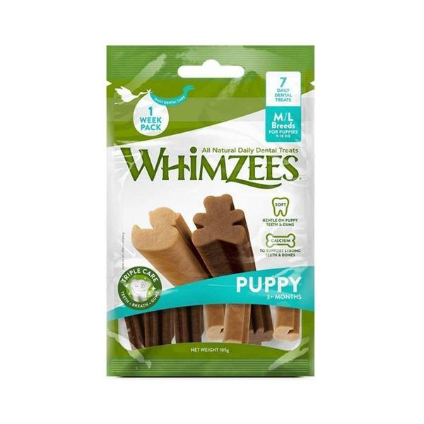 Whimzees Puppy 7pk
