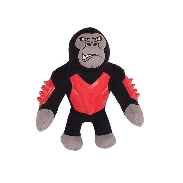 Zeus Studs Gorilla Dog Toy