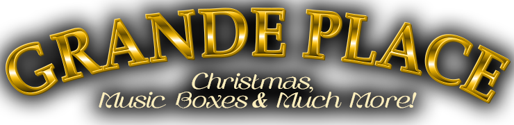 Grande Place - Music Boxes, Christmas and Much More!