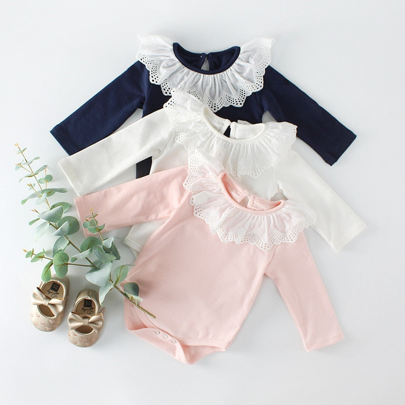 2pc Girl Rompers