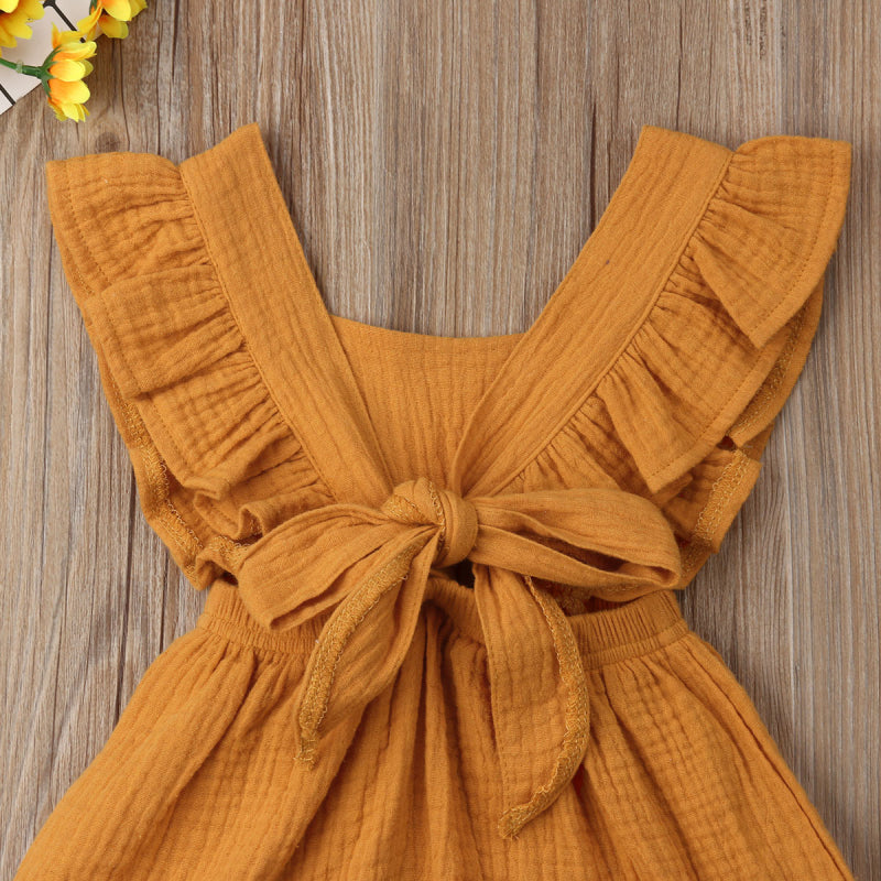 Girls Romper Jumpsuits