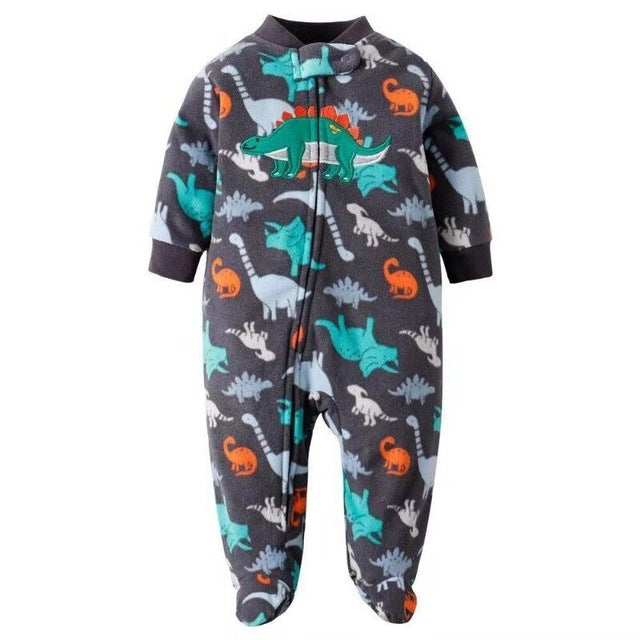 Fleece Pajama Suits