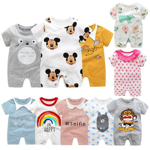 Stylish Newborn Rompers