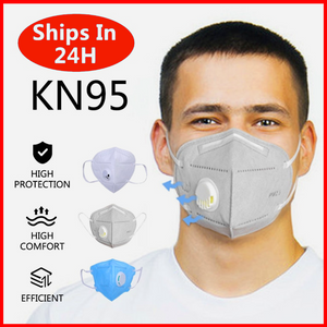Respirator Pollution Breathing Mask