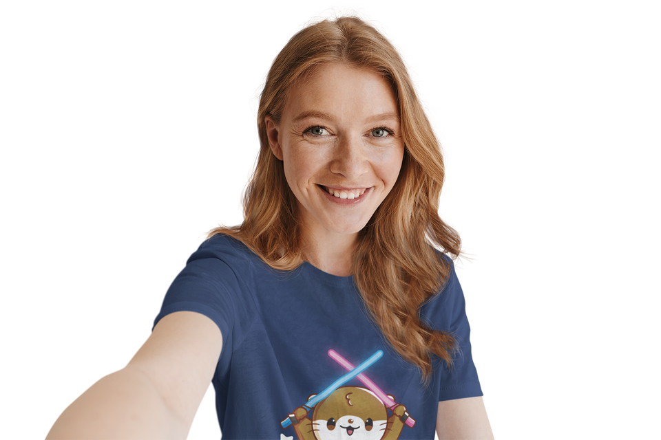 Otterly Adorable Premium Women's Tee