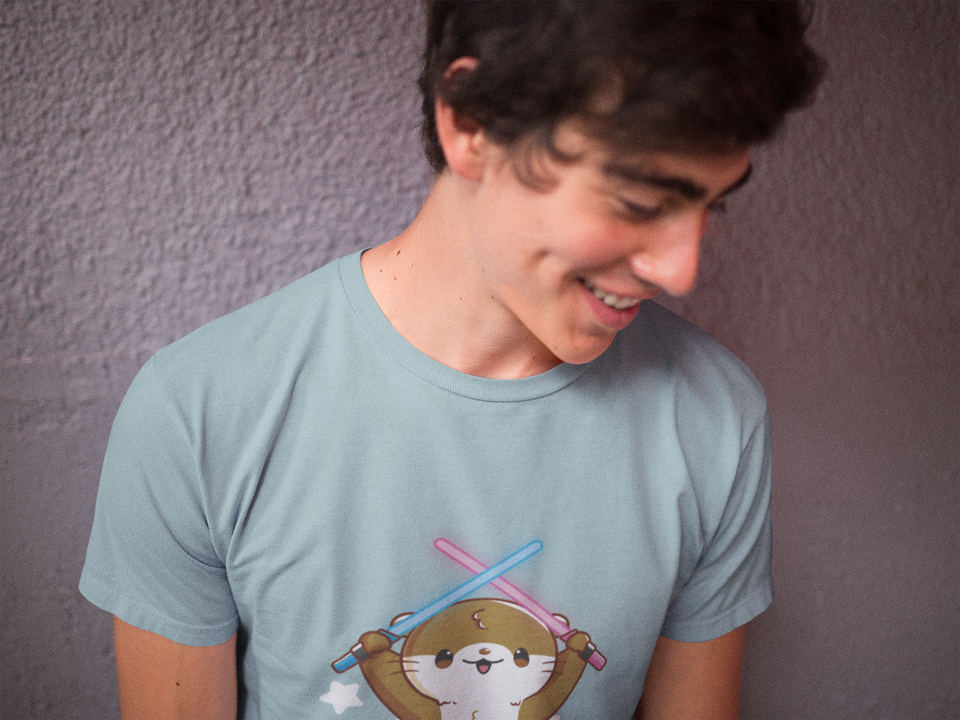 Otterly Adorable Unisex Tee