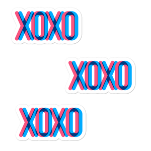 Xoxo sticker pack - weneedmorestickers