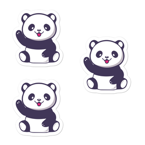 Cute Pandas sticker pack - weneedmorestickers