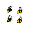 Bees sticker pack - weneedmorestickers