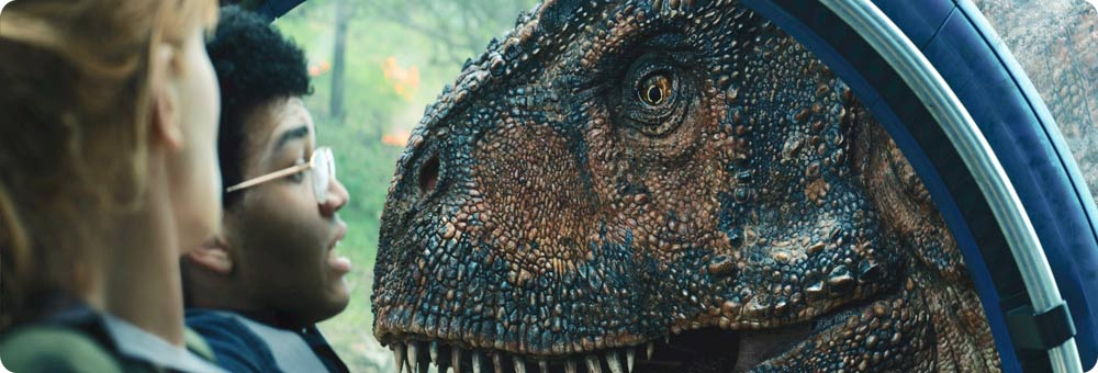 Image fuite jurassic world dominion