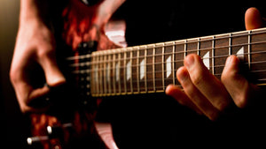 Guitar lessons Worthing